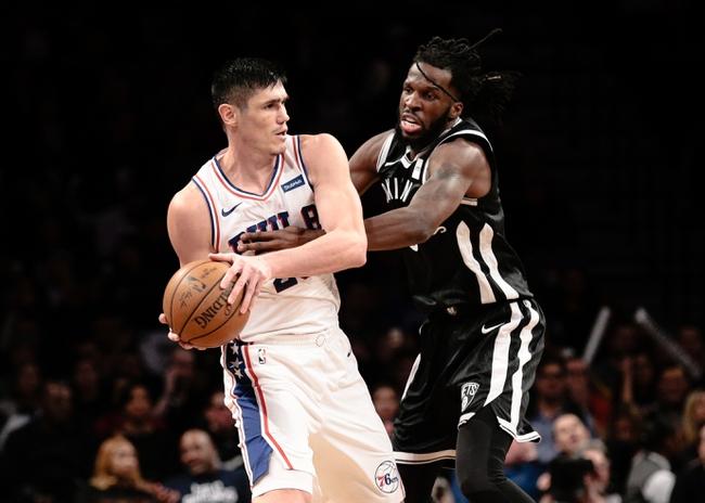 Philadelphia 76ers vs. Brooklyn Nets - 3/16/18 NBA Pick, Odds, and Prediction