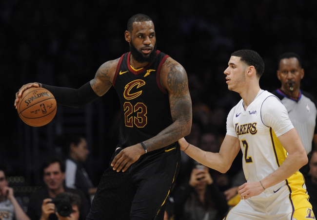 Los Angeles Lakers NBA 2018-19 Preview: Over/Under Win Prediction, Odds, Pick