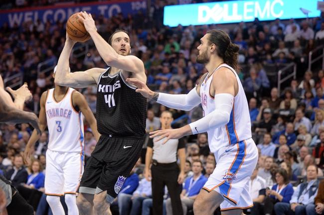 Oklahoma City Thunder vs. Sacramento Kings - 10/21/18 NBA Pick, Odds, and Prediction