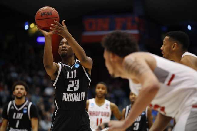 Liu vs. St. Francis (BKN) - 2/18/20 College Basketball Pick, Odds & Prediction