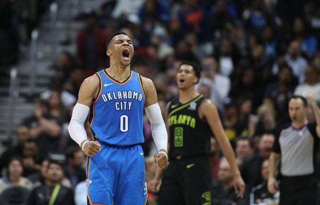 Oklahoma City Thunder vs. Atlanta Hawks - 11/30/18 NBA Pick, Odds, and Prediction