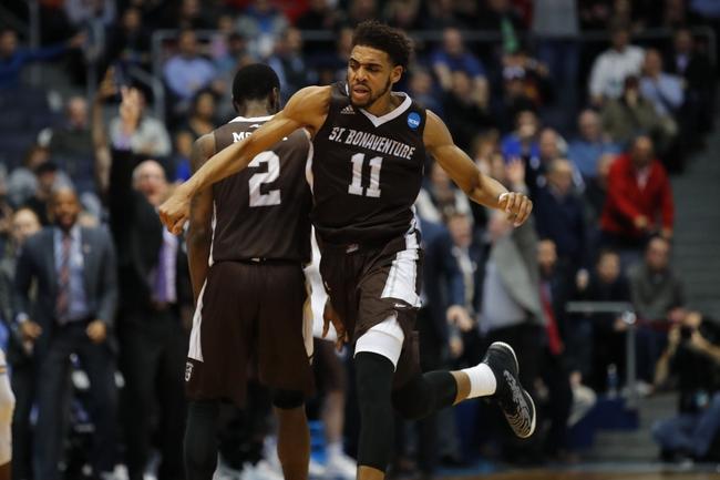 St. Bonaventure vs. Siena - 12/5/18 College Basketball Pick, Odds, and Prediction
