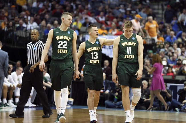 Wright State vs. Youngstown State - 1/18/20 College Basketball Pick, Odds, and Prediction
