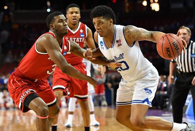 Seton Hall vs. Kansas - 3/17/18 College Basketball Pick, Odds, and Prediction