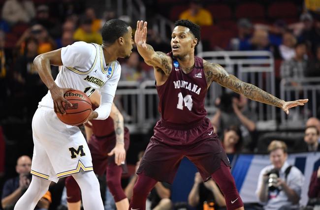Miami (OH) vs. Montana - 11/17/18 College Basketball Pick, Odds, and Prediction