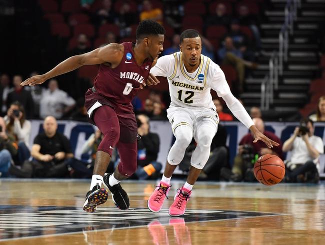Northern Arizona vs. Montana - 12/29/18 College Basketball Pick, Odds, and Prediction