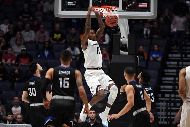 Nevada at Cincinnati - 3/18/18 College Basketball Pick, Odds, and Prediction