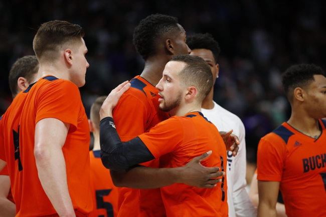 Bucknell vs. UNLV - 12/25/18 College Basketball Pick, Odds, and Prediction