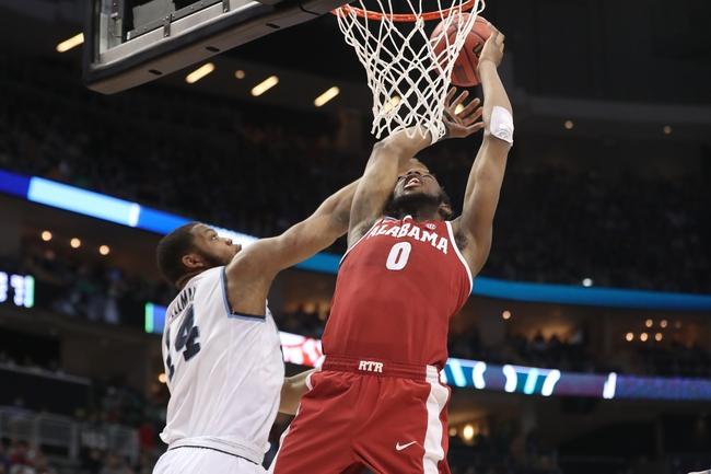 Northeastern vs. Alabama - 11/15/18 College Basketball Pick, Odds, and Prediction