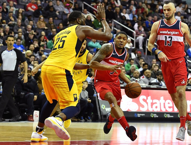 Indiana Pacers vs. Washington Wizards - 12/10/18 NBA Pick, Odds, and Prediction