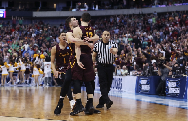 Loyola-Chicago vs. Furman - 11/9/18 College Basketball Pick, Odds, and Prediction