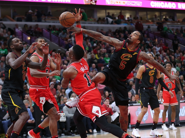 Chicago Bulls vs. Cleveland Cavaliers - 11/10/18 NBA Pick, Odds, and Prediction