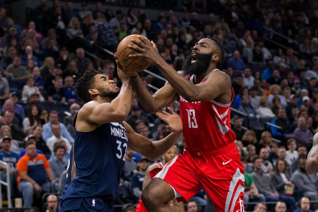 2018 NBA Playoffs: Position-By-Position Breakdown Of Houston Rockets-Minnesota Timberwolves