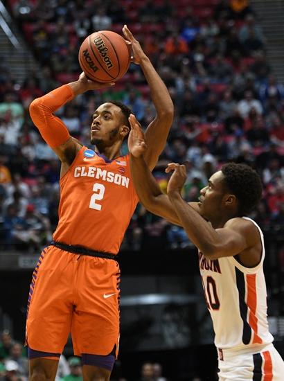 Clemson vs. Kansas - 3/23/18 College Basketball Pick, Odds, and Prediction