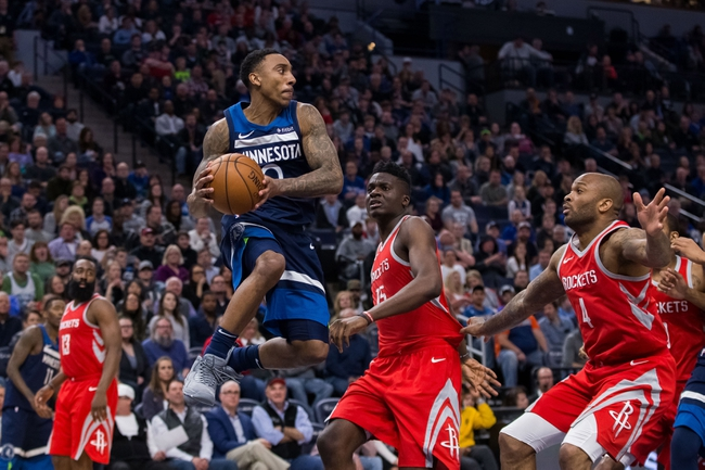 Houston Rockets vs. Minnesota Timberwolves - 4/15/18 NBA Pick, Odds, and Prediction