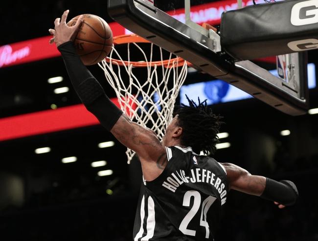Brooklyn Nets vs. Memphis Grizzlies - 11/30/18 NBA Pick, Odds, and Prediction
