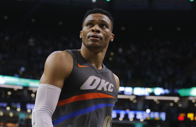 Oklahoma City Thunder vs. Boston Celtics - 10/25/18 NBA Pick, Odds, and Prediction