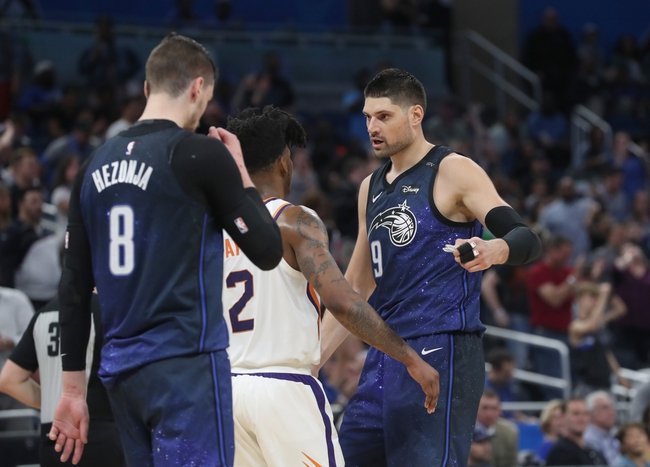 Phoenix Suns vs. Orlando Magic - 11/30/18 NBA Pick, Odds, and Prediction