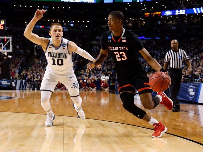 Memphis vs. Texas Tech - 12/1/18 College Basketball Pick, Odds, and Prediction