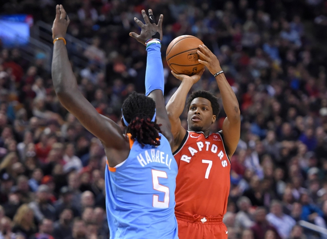 Los Angeles Clippers vs. Toronto Raptors - 12/11/18 NBA Pick, Odds, and Prediction