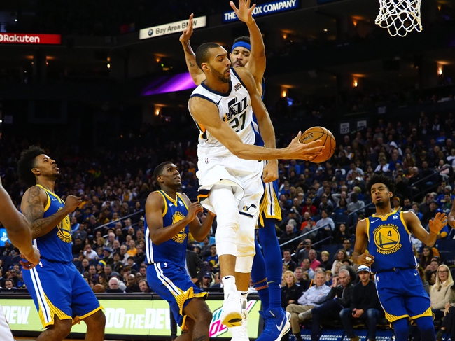 Utah Jazz vs. Golden State Warriors - 4/10/18 NBA Pick, Odds, and Prediction