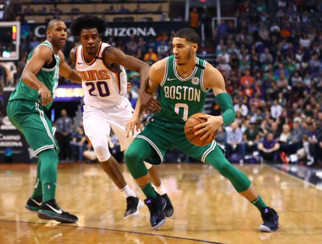Phoenix Suns vs. Boston Celtics - 11/8/18 NBA Pick, Odds, and Prediction