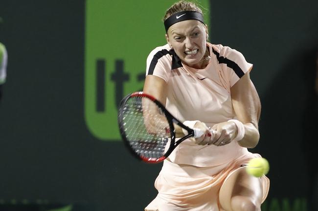 Sharapova vs kvitova betting expert sports where to bet on kentucky derby online