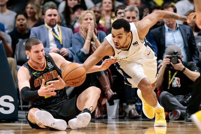 Denver Nuggets vs. Atlanta Hawks - 11/15/18 NBA Pick, Odds, and Prediction