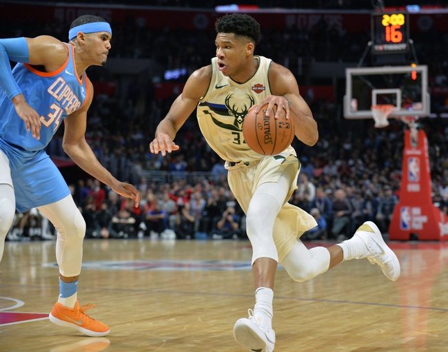 Los Angeles Clippers vs. Milwaukee Bucks - 11/10/18 NBA Pick, Odds, and Prediction