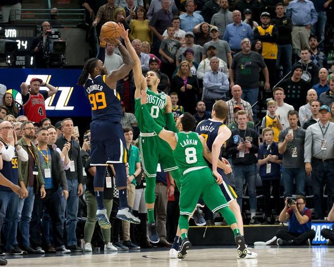 Utah Jazz vs. Boston Celtics - 11/9/18 NBA Pick, Odds, and Prediction