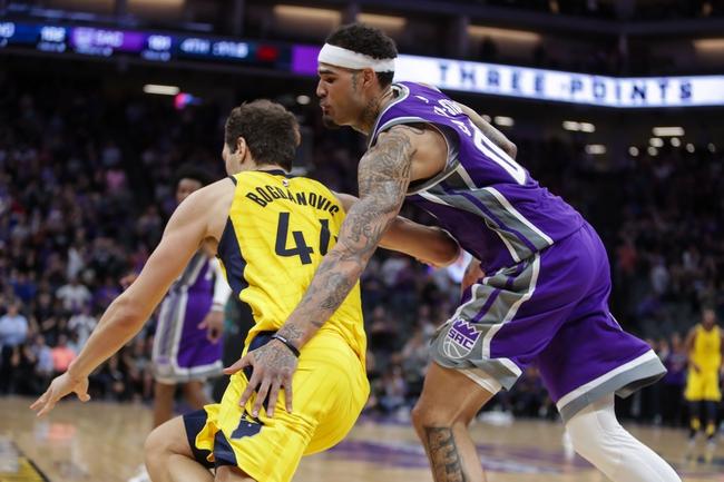 Sacramento Kings vs. Indiana Pacers - 12/1/18 NBA Pick, Odds, and Prediction