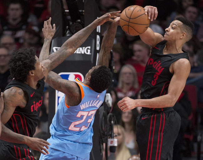Portland Trail Blazers vs. Los Angeles Clippers - 11/8/18 NBA Pick, Odds, and Prediction