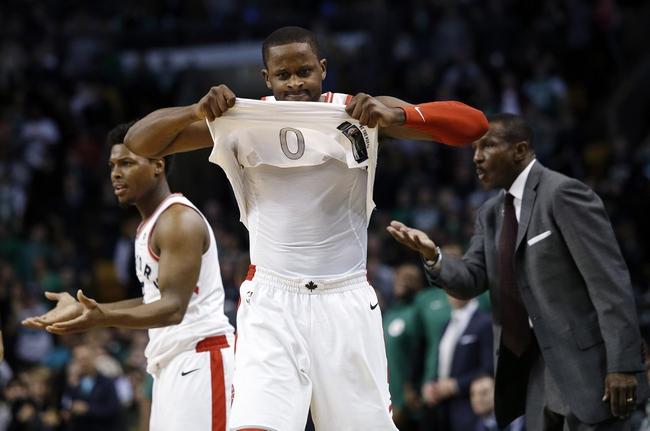 Toronto Raptors vs. Boston Celtics - 4/4/18 NBA Pick, Odds, and Prediction