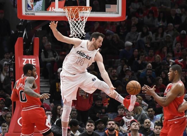 Washington Wizards vs. Chicago Bulls - 12/28/18 NBA Pick, Odds, and Prediction