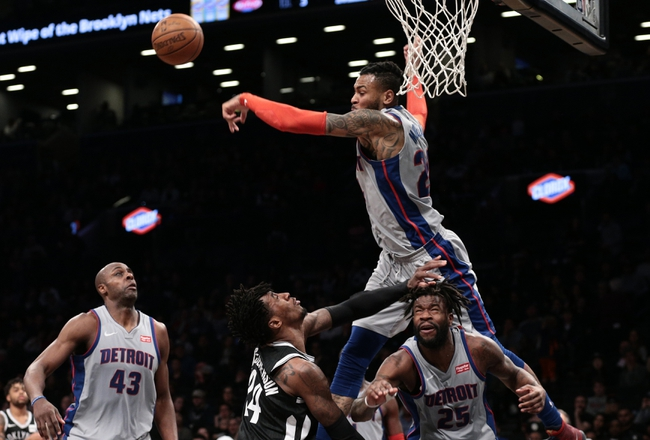 Detroit Pistons vs. Brooklyn Nets - 10/8/18 NBA Pick, Odds, and Prediction