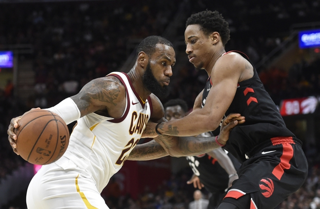 Toronto Raptors vs. Cleveland Cavaliers - 5/1/18 NBA Pick, Odds, and Prediction