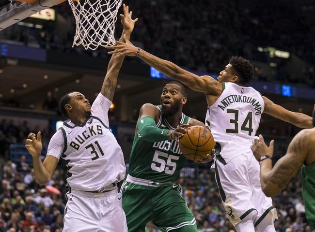 Boston Celtics vs. Milwaukee Bucks - 4/15/18 NBA Pick, Odds, and Prediction