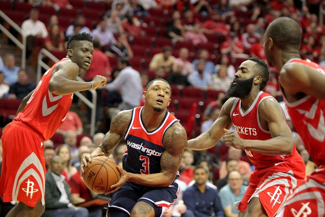Washington Wizards vs. Houston Rockets - 11/26/18 NBA Pick, Odds, and Prediction