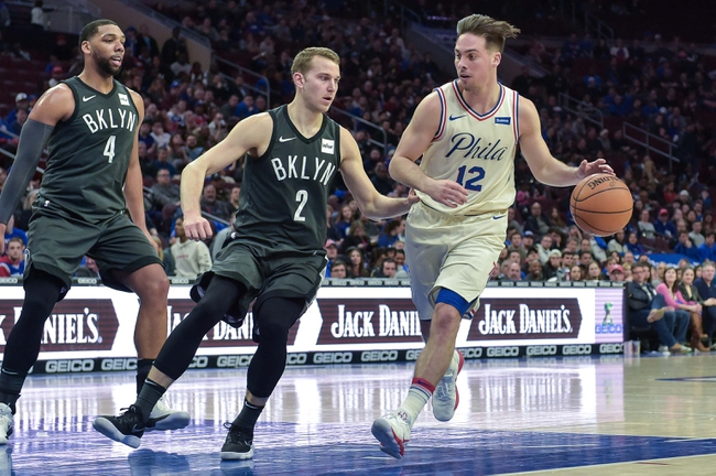 Brooklyn Nets vs. Philadelphia 76ers - 11/4/18 NBA Pick, Odds, and Prediction
