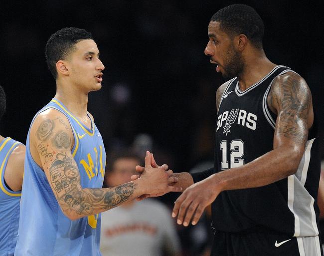 Los Angeles Lakers vs. San Antonio Spurs - 10/22/18 NBA Pick, Odds, and Prediction