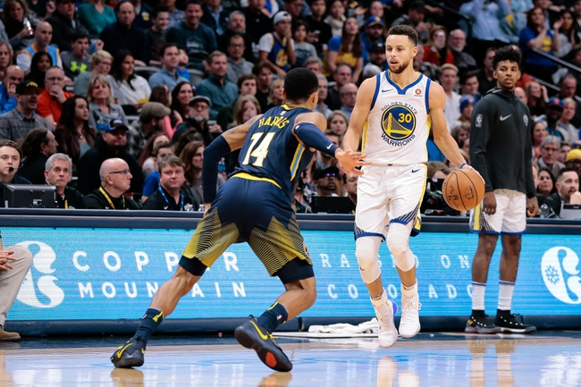 Denver Nuggets vs. Golden State Warriors - 10/21/18 NBA Pick, Odds, and Prediction