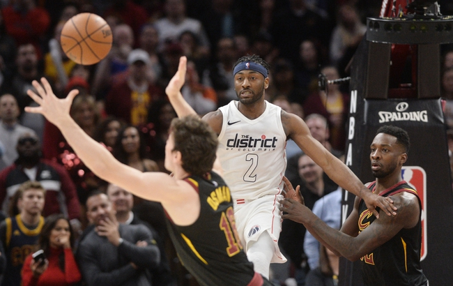 Washington Wizards vs. Cleveland Cavaliers - 11/14/18 NBA Pick, Odds, and Prediction