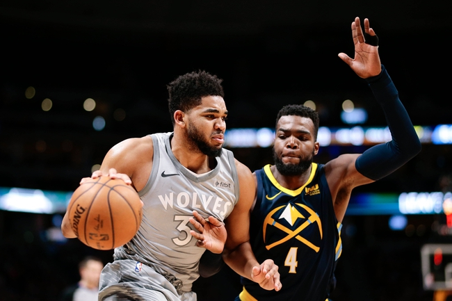 Minnesota Timberwolves vs. Denver Nuggets - 4/11/18 NBA Pick, Odds, and Prediction