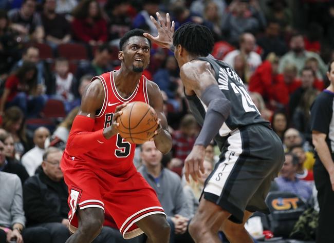 Brooklyn Nets vs. Chicago Bulls - 4/9/18 NBA Pick, Odds, and Prediction