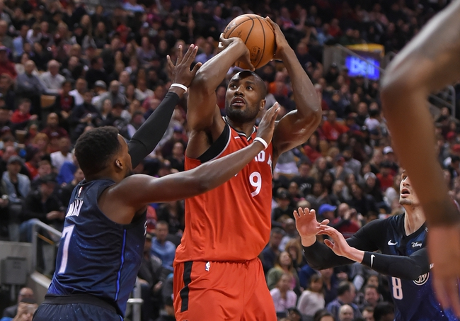 Orlando Magic vs. Toronto Raptors - 11/20/18 NBA Pick, Odds, and Prediction