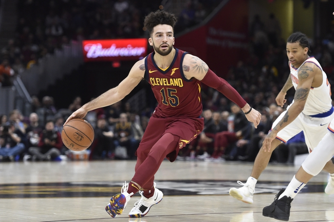 Cleveland Cavaliers vs. New York Knicks - 12/12/18 NBA Pick, Odds, and Prediction