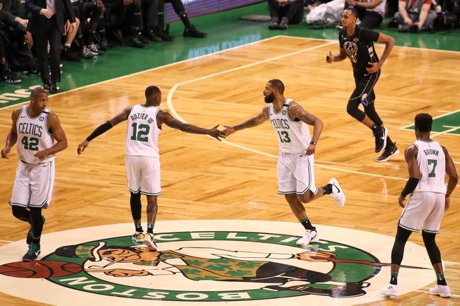 Boston Celtics vs. Milwaukee Bucks - 4/17/18 NBA Pick, Odds, and Prediction