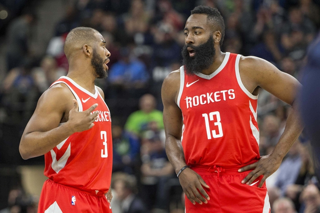 Houston Rockets NBA 2018-19 Preview: Over/Under Win Prediction, Odds, Pick