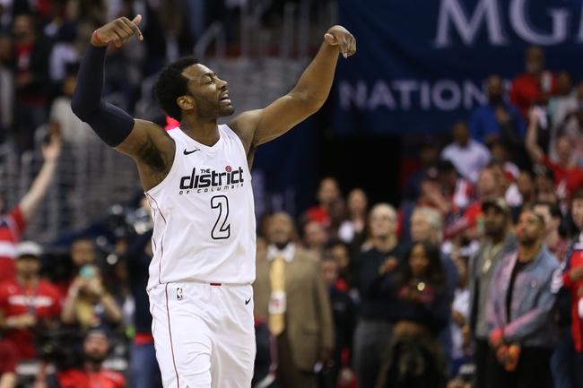Toronto Raptors vs. Washington Wizards - 4/25/18 NBA Pick, Odds, and Prediction