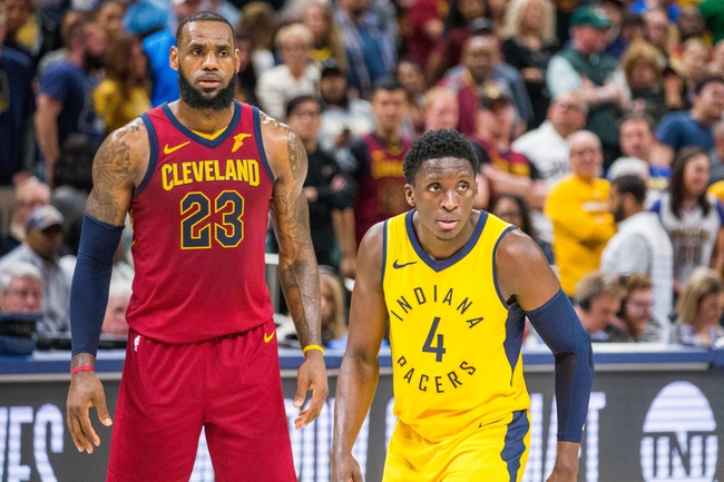 Cleveland Cavaliers vs. Indiana Pacers - 4/25/18 NBA Pick, Odds, and Prediction